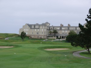 Half Moon Bay Golf Course Ninth Hole