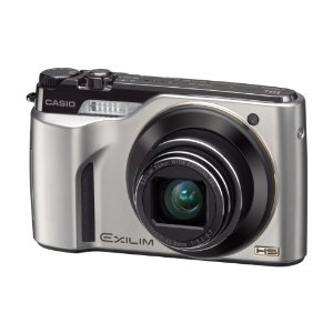 Casio EX-FH100 Video Camera Silver