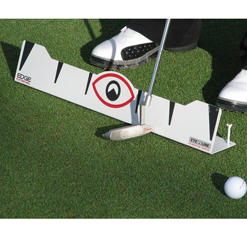 Eyeline Golf Edge Rail and Mirror Putting System